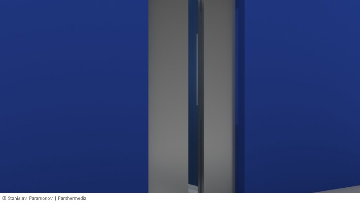 Aufzug Fällt Aus Aufzugsstörungen Ausfall Sind Ein Mangel