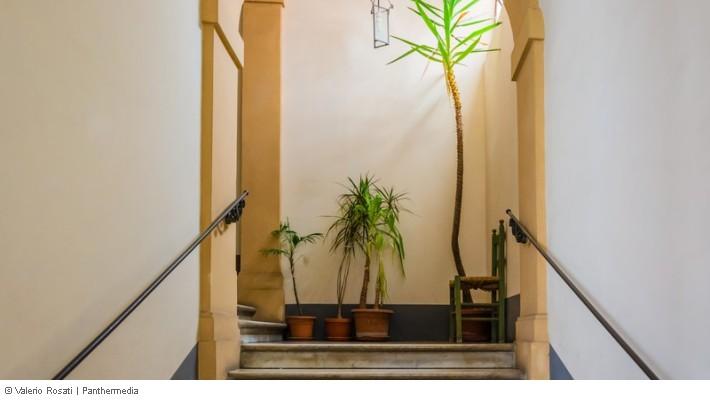 Hausflur Design hausflur treppenhaus dinge abstellen als mieter erlaubt