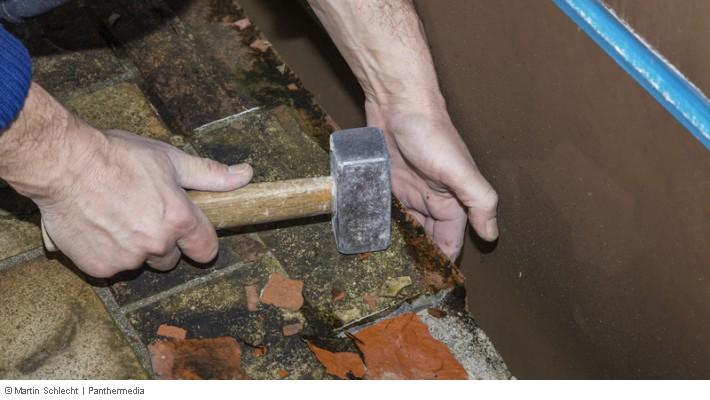 Fußboden Terrasse ~ Terrasse balkon boden muss vermieter reparieren instand halten