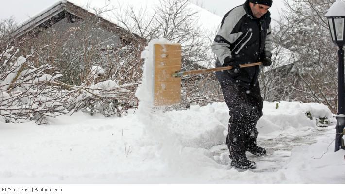 Räumpflicht- und Streupflicht - Übertragung Winterdienst auf Mieter