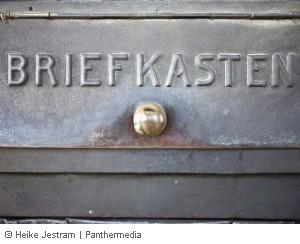 Kein Briefkasten Briefkasten Zu Klein Mieter Verlangt Neuen