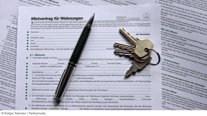 Anlage Zum Mietvertrag Ist Diese Immer Gültig Wirksam
