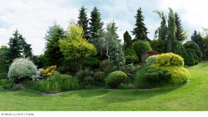 Garten Am Mehrfamilienhaus Als Mieter Nutzen Mitvermietet